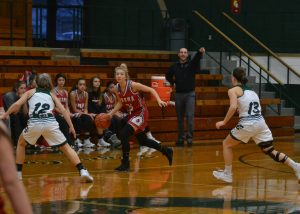 Pictures of Girls Basketball vs Elyria Catholic