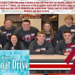Clean out your Closets! Winter Coat Drive is Tuesday