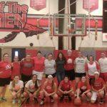 Redmen Girls Basketball holds Alumni Game