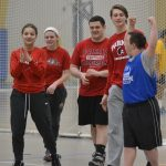 PSH Ath-Leaders team up with Empower Sports to play Basketball and Meet New Buddies!