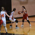 Pics of Girls Basketball vs Normandy