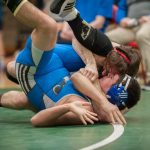 Redmen Wrestlers Place 4th at Sectionals; Qualify 6 Wrestlers to Districts