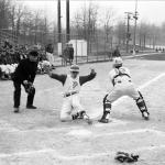 Throwback Thursday:  Spring 1965- Redmen baseball beats Rocky River 8-5