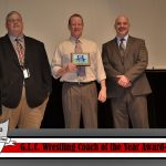 Chris Finowski Recognized For Being Selected GLC Wrestling Coach of the Year