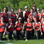 Throwback Thursday: Spring 2013- Scali and Humbel lead the Redmen Softball Team to the Championship