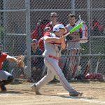 Redmen Baseball Beats Bay 6-4 on strength of Hausler 2 Run Double
