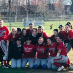 Parma Softball beats Normandy; Deutsch Homer Does the Invaders In