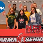 """Next Level Redmen: Six Redmen from the Class of 2018  Commit to Playing Their Sport at the """"Next Level"""""""