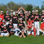 Parma Baseball Pounds the Patriots 11-2 in OHSAA Tournament Action; Advance to play at Brecksville on 5/8 at 5pm