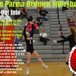 Join Redmen Volleyball!
