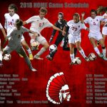 Redmen Boys and Girls Soccer HOME Game schedules