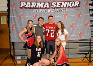 Some Scenes from the Fall Sports Media Day