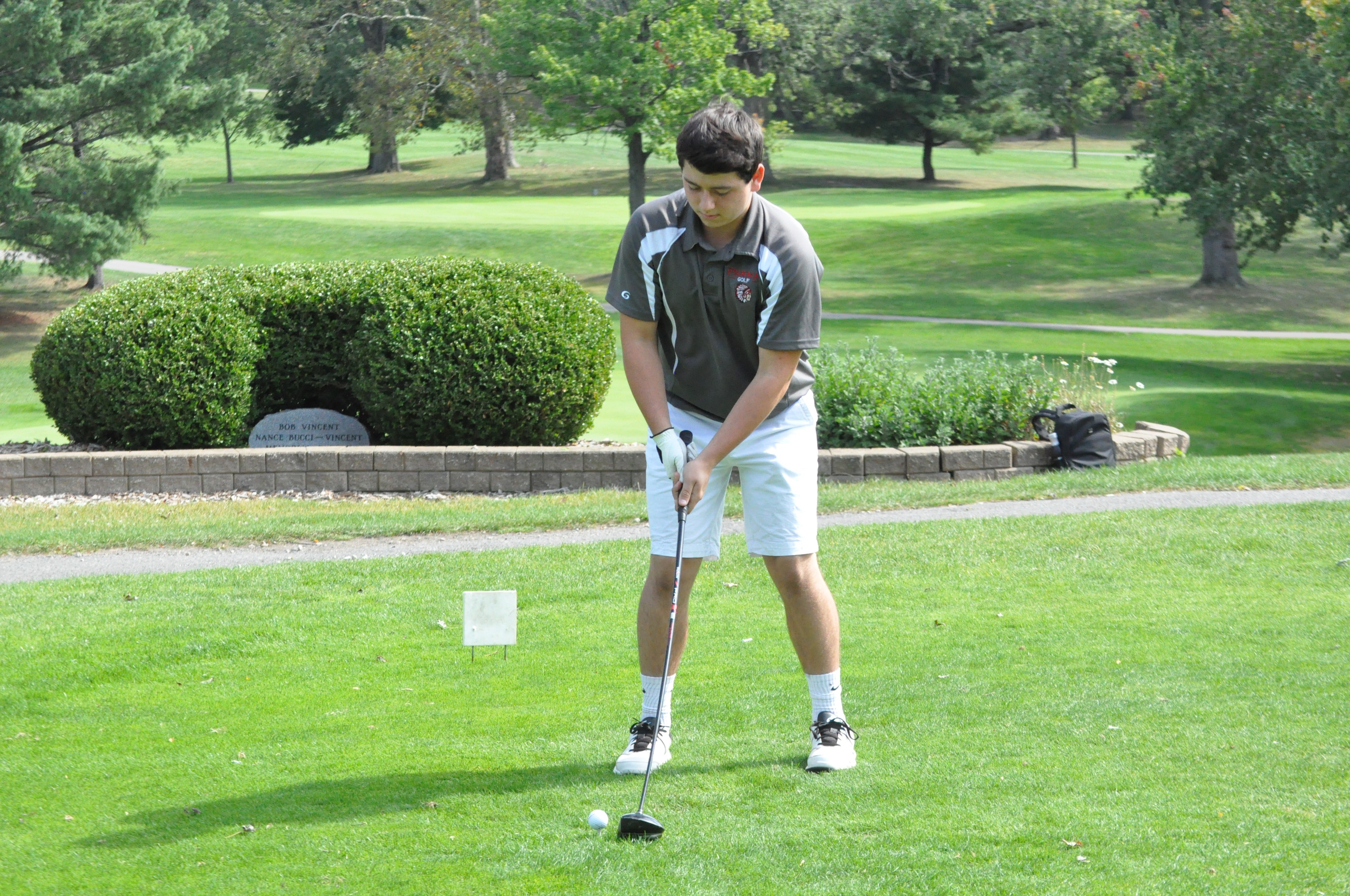 Opening week for Redmen Golf a Success: including Wins over Valley Forge and Brush