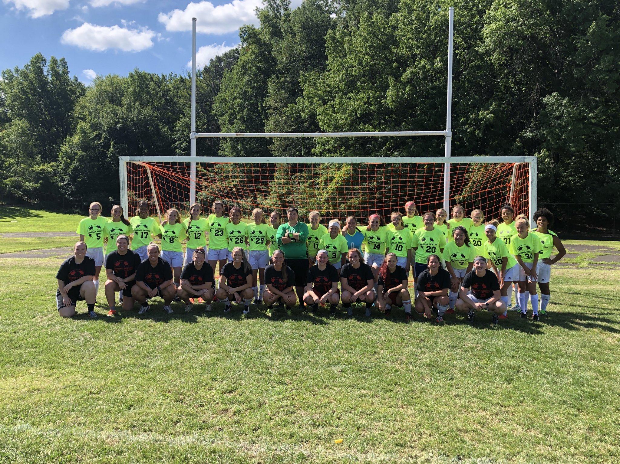 Redmen Boys and Girls Soccer Programs host Alumni Games