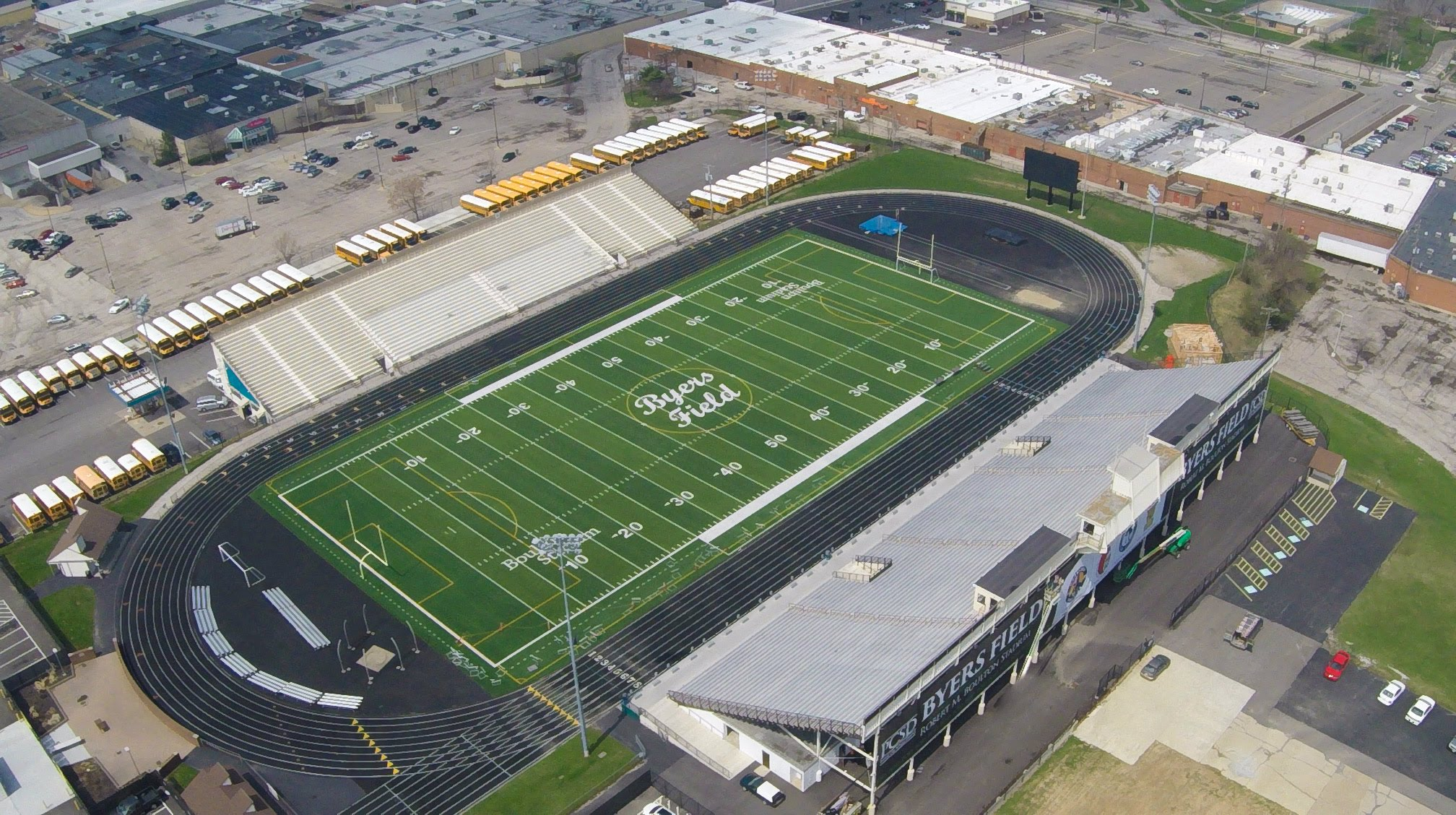 New Admission Policy at Byers Field: No Backpacks or bags allowed in Stadium