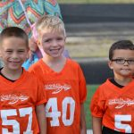 "Scenes from Parma High ""Future Redmen"" Youth Night Football Game"