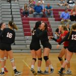 Pics of Volleyball vs Normandy