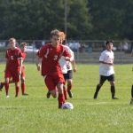 Pics from the Redmen Boys Soccer teams 4-2 Victory over John Marshall