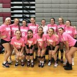 "Redmen Volleyball Goes ""Pink"" to Support Cancer Awareness"