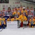 Pictures: Parma Redmen Hockey helps raise over $5,500 for Rockin' Wildcats Hockey Program