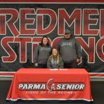 Redmen Softball Player Riley Jackson signs National Letter of Intent to continue her education and sport at Lake Erie College