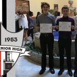 J. Chavez, M. Ivancic and K. Ivancic receive Honorable Mention All-GCSSCA Honors