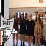 Seven Redmen Girls Soccer Players Qualify for Academic All-Ohio Honors