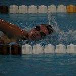 Pictures from Swimming/Diving vs. Bay