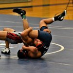Pictures: Parma Wrestlers Prevail over the Valley Forge Patriots 48-25