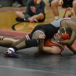 Pictures: Parma Redmen Wrestlers Dominate Normandy and EC; Finish GLC Duals with a 5-1 Record