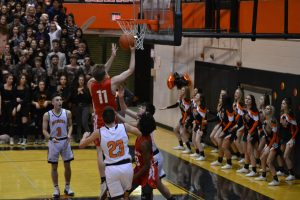 Pictures from Boys Basketball vs Normandy
