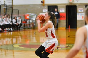 Pictures of Girls Basketball vs Valley Forge