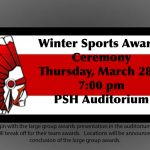 Winter Sports Awards are This Thursday!