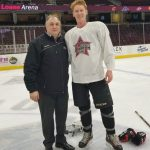 Piech and Gaudino Represent Parma in the GCHSHL All-Star Game