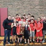Parma-Shiloh Wrestlers Win GLC Title for Second Straight Year