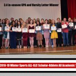 Celebrating a Great Winter Sports Season at PSH. Pictures from the Awards Ceremony.