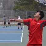 Pictures: Boys Tennis vs. Normandy
