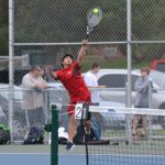 Parma Redmen Tennis Thwarts the Normandy Invasion 4-1