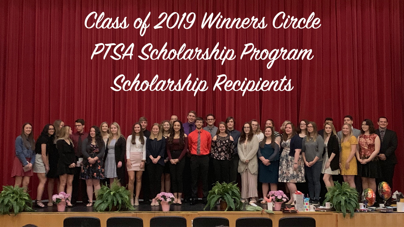22 Redmen Student-Athletes Awarded $27,000 in Scholarships at the PTSA Winners Circle