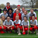 Lady Redmen Softball Completes Season Sweep of PCSD Rivals with a 2-1 win over Normandy