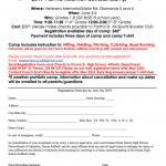 Parma Redmen Girls Softball Camp- June 3rd-5th