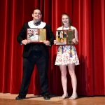 Pictures from the Senior Recognition Awards Ceremony