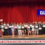 Pictures from the Spring Sports Awards Ceremony