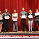 """Congratulations Fall Sports """"Pride of Parma"""" Character in Sports Award Winners"""