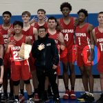 Parma Redmen Boys Basketball Wins the Independence Tip-Off Classic