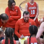 Pictures of Girls Basketball vs. Rocky River