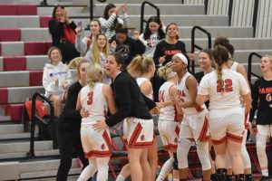 Pictures from Parma Girls Basketball's 58-55 Victory over Normandy