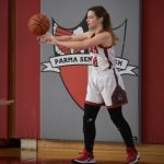 Pictures from Parma Girls Basketball's 9th/JV/Varsity Sweep of Valley Forge