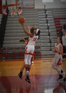 Pictures From Girls Basketball's Victory over Brecksville