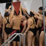 Pictures from Swimming and Diving's Victory over Bedford